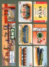 Rare Cards game Express by British Manufacture, 1947